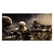 Неформатный постер Star Wars